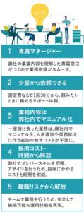 ファロールオンライン5つの導入メリット
